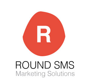 RoundSMS Logo | Get your SMS Marketing Up and Running in Minutes